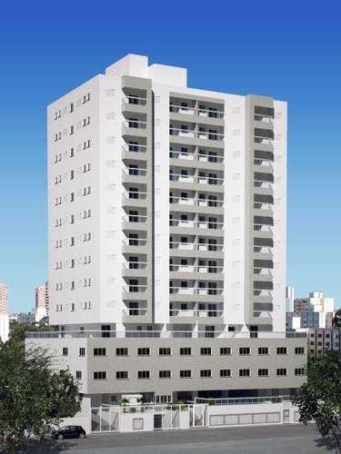 Apartamento, código 5034 em Praia Grande, bairro Ocian