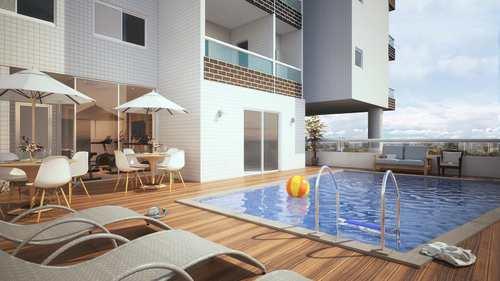 Apartamento, código 5037 em Praia Grande, bairro Canto do Forte