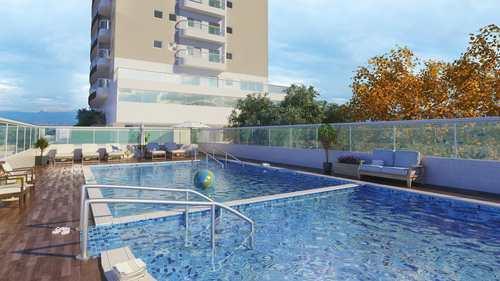 Apartamento, código 5041 em Praia Grande, bairro Guilhermina