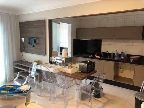 Apartamento, código 5042 em Praia Grande, bairro Caiçara