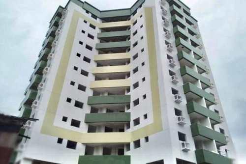 Apartamento, código 5045 em Praia Grande, bairro Guilhermina