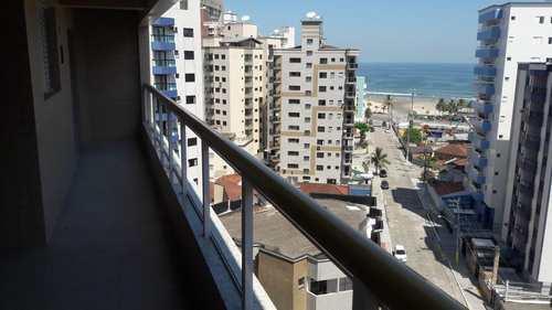 Apartamento, código 5052 em Praia Grande, bairro Ocian