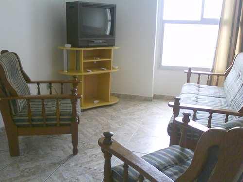 Apartamento, código 5063 em Praia Grande, bairro Aviação