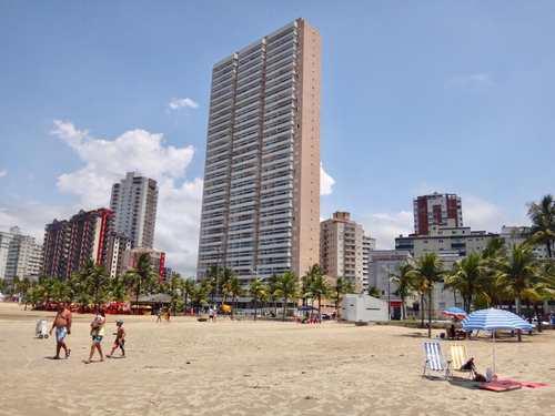 Apartamento, código 5064 em Praia Grande, bairro Caiçara