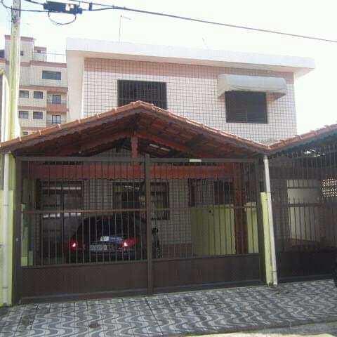 Casa, código 5073 em Praia Grande, bairro Caiçara