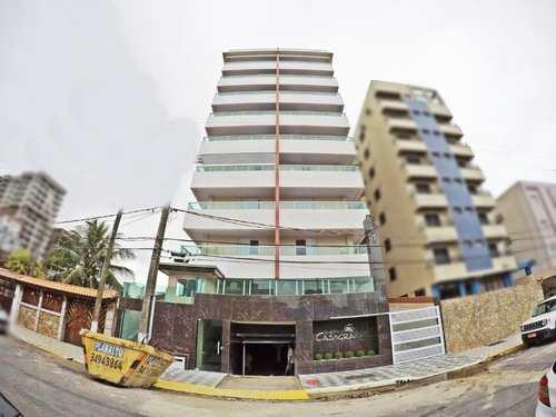 Apartamento, código 5076 em Praia Grande, bairro Caiçara