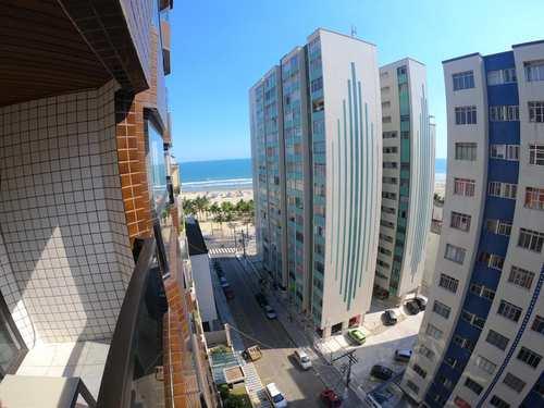 Apartamento, código 5085 em Praia Grande, bairro Guilhermina