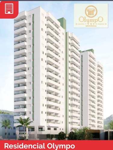 Apartamento, código 5092 em Praia Grande, bairro Ocian