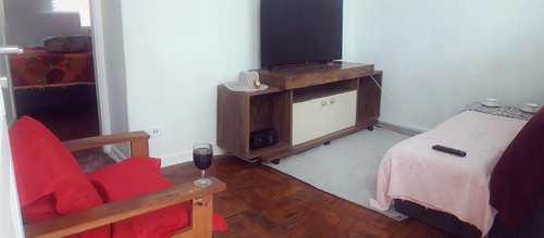 Apartamento, código 5096 em Praia Grande, bairro Guilhermina