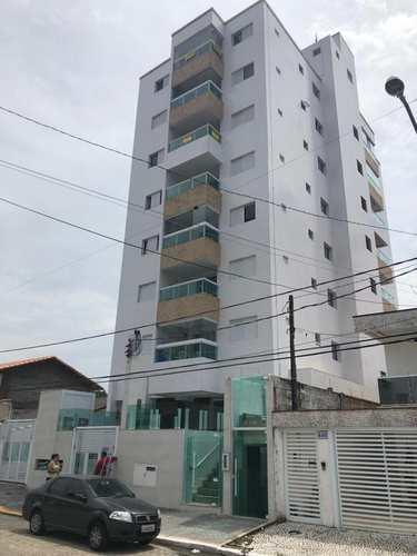 Apartamento, código 5099 em Praia Grande, bairro Guilhermina