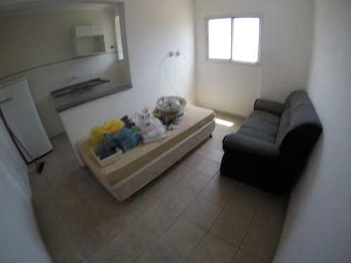 Apartamento, código 5106 em Praia Grande, bairro Aviação