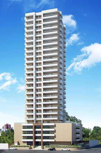 Apartamento, código 5108 em Praia Grande, bairro Aviação