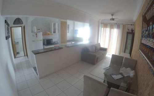 Apartamento, código 5128 em Praia Grande, bairro Aviação