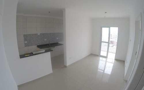 Apartamento, código 5130 em Praia Grande, bairro Mirim