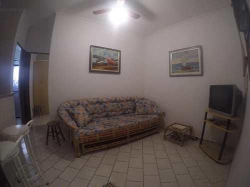 Kitnet, código 5132 em Praia Grande, bairro Caiçara