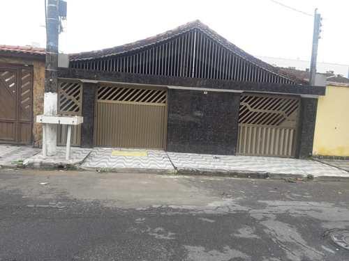 Casa de Condomínio, código 5134 em Praia Grande, bairro Aviação