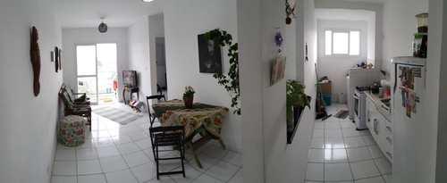 Apartamento, código 5142 em Praia Grande, bairro Caiçara