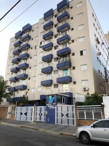Apartamento, código 5145 em Praia Grande, bairro Aviação