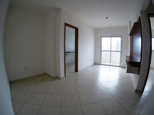 Apartamento, código 5148 em Praia Grande, bairro Guilhermina