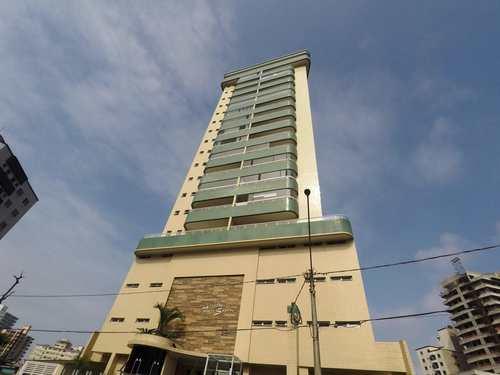 Apartamento, código 5149 em Praia Grande, bairro Guilhermina