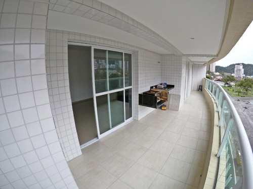 Apartamento, código 5162 em Praia Grande, bairro Canto do Forte
