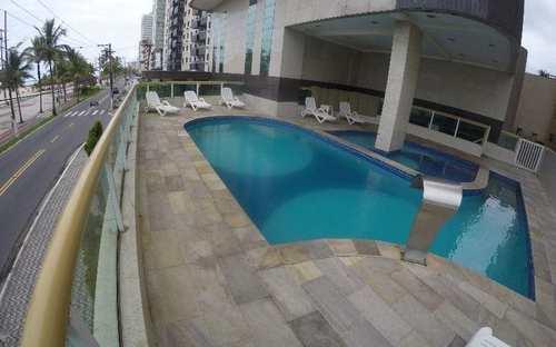 Apartamento, código 5172 em Praia Grande, bairro Aviação