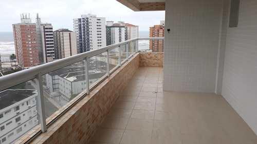 Apartamento, código 5178 em Praia Grande, bairro Guilhermina