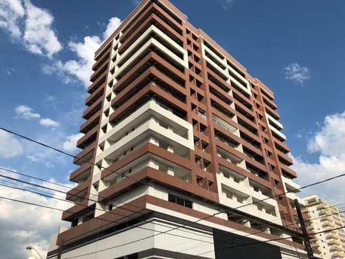 Apartamento, código 5180 em Praia Grande, bairro Guilhermina