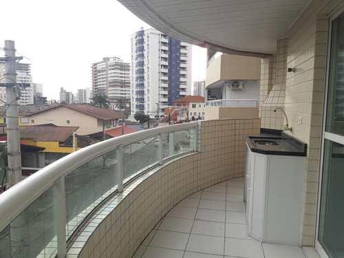 Apartamento, código 5182 em Praia Grande, bairro Guilhermina