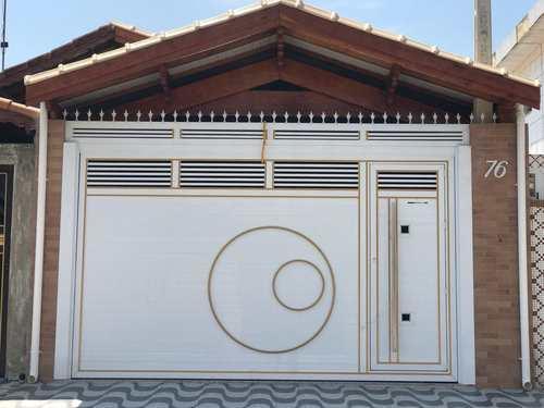 Casa, código 5186 em Praia Grande, bairro Maracanã