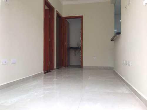 Sobrado de Condomínio, código 5192 em Praia Grande, bairro Caiçara