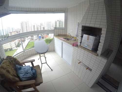 Apartamento, código 5194 em Praia Grande, bairro Aviação