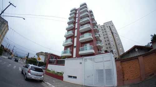 Apartamento, código 5197 em Praia Grande, bairro Ocian