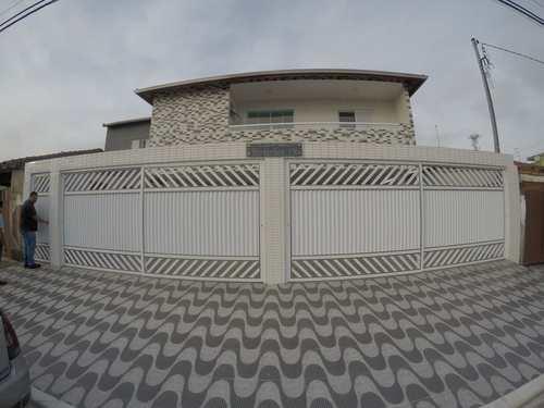 Casa de Condomínio, código 5216 em Praia Grande, bairro Tupi