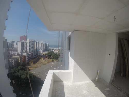 Apartamento, código 5217 em Praia Grande, bairro Ocian