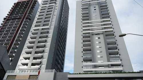 Apartamento, código 5223 em Praia Grande, bairro Boqueirão