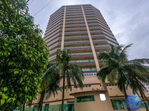 Apartamento, código 5225 em Praia Grande, bairro Ocian