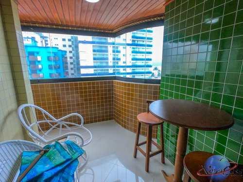Apartamento, código 5229 em Praia Grande, bairro Guilhermina