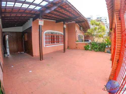 Casa, código 5231 em Praia Grande, bairro Guilhermina