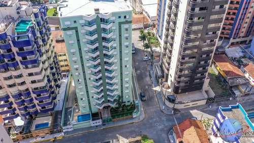 Apartamento, código 5252 em Praia Grande, bairro Aviação
