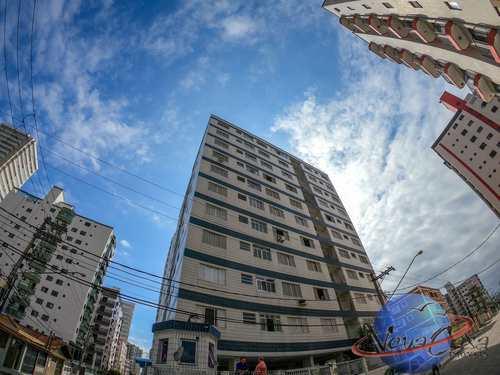 Apartamento, código 5287 em Praia Grande, bairro Aviação