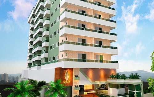 Apartamento, código 5292 em Praia Grande, bairro Canto do Forte