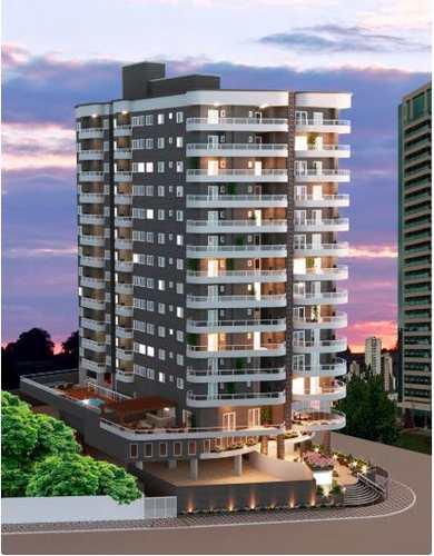 Apartamento, código 5297 em Praia Grande, bairro Maracanã