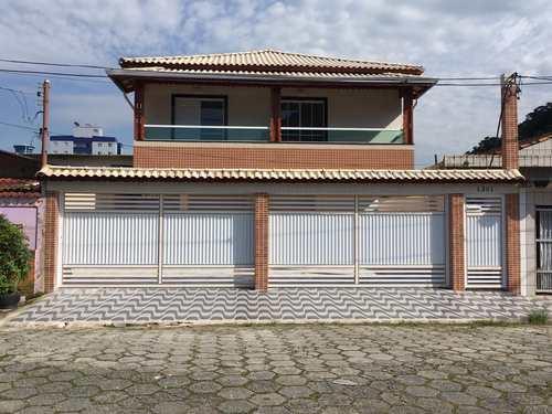 Sobrado de Condomínio, código 5307 em Praia Grande, bairro Canto do Forte