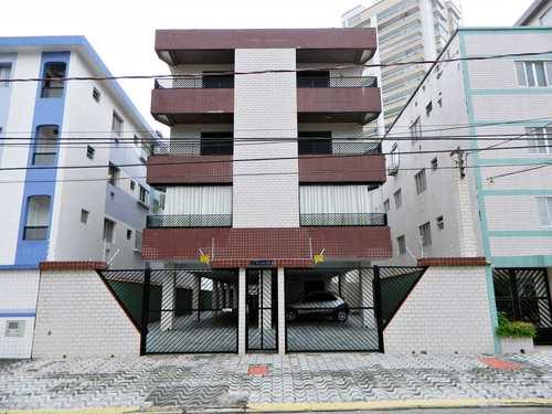 Apartamento, código 5308 em Praia Grande, bairro Guilhermina