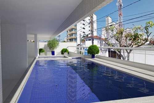Apartamento, código 5312 em Praia Grande, bairro Ocian