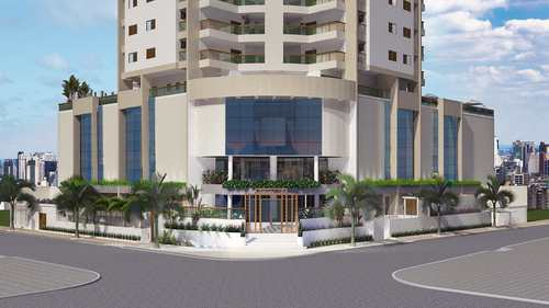 Apartamento, código 5316 em Praia Grande, bairro Canto do Forte