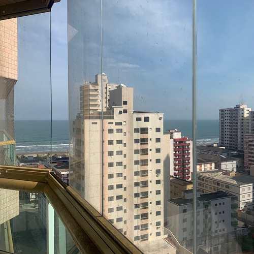 Apartamento, código 5317 em Praia Grande, bairro Tupi