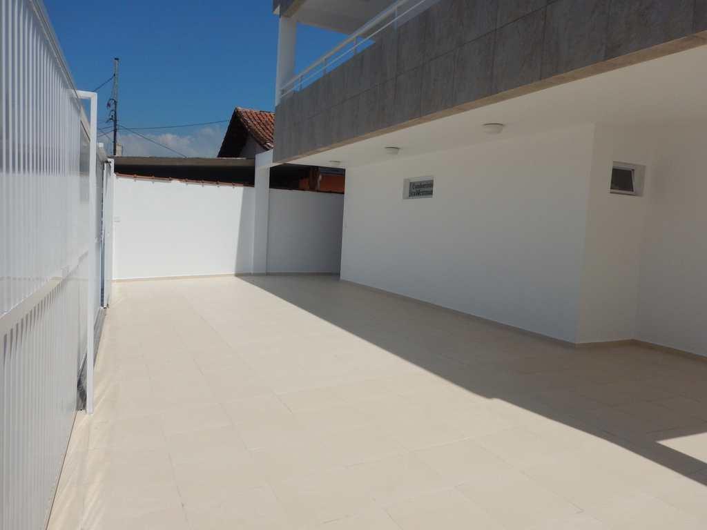 Sobrado de Condomínio em Praia Grande, no bairro Quietude