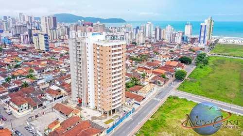 Apartamento, código 5324 em Praia Grande, bairro Guilhermina